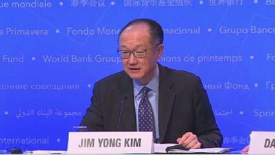 Démission surprise du président de la Banque mondiale