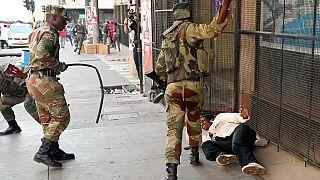 Zimbabwe : le gouvrenement fait face à une grogne sociale
