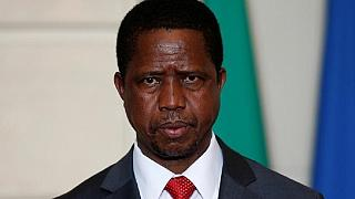 Zambians online mock president Lungu for South Africa medical visit