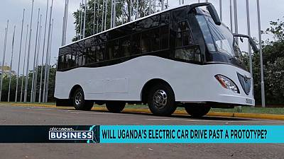 Will Uganda's electric car accelerate beyond prototype stage?