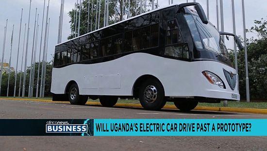 La voiture électrique ougandaise restera-t-elle à l'étape prototype ?