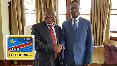 Delay of DRC poll results 'unhealthy' - Zambia, S. Africa presidents