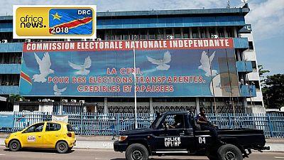 """RDC : la date de la proclamation des résultats connue dans """"24 à 48 heures"""""""