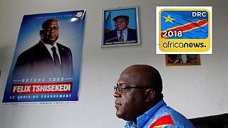 """Présidentielle en RDC : Tshisekedi proclamé vainqueur, Fayulu dénonce un """"putsch électoral"""""""