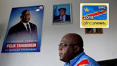 Felix Tshisekedi declared president-elect of DR Congo