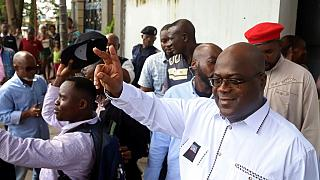 DR Congo elections: Tshisekedi pays homage to Kabila