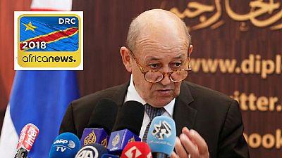 """Elections en RDC : Paris demande de la """"clarté"""" sur les résultats, """"non conformes"""" aux attentes"""