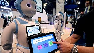 Wide variety of robots at Consumer Electronics Show 2019