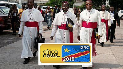 Congo Catholic bishops doubt Tshisekedi's victory, urge calm