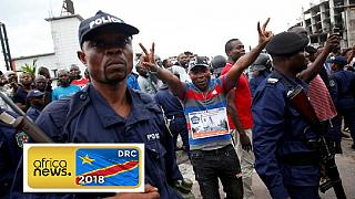 DRC poll: AU calls for calm; EU takes note of result, disputes