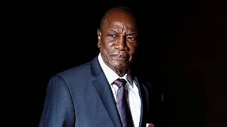 Russian envoy advises Guineans to allow Conde to run for third term