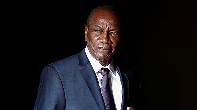 Guinée : l'ambassadeur russe propose au président Condé de modifier la Constitution pour briguer un troisième mandat