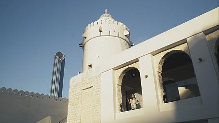 Abu Dhabi's most historic structure opens to the public