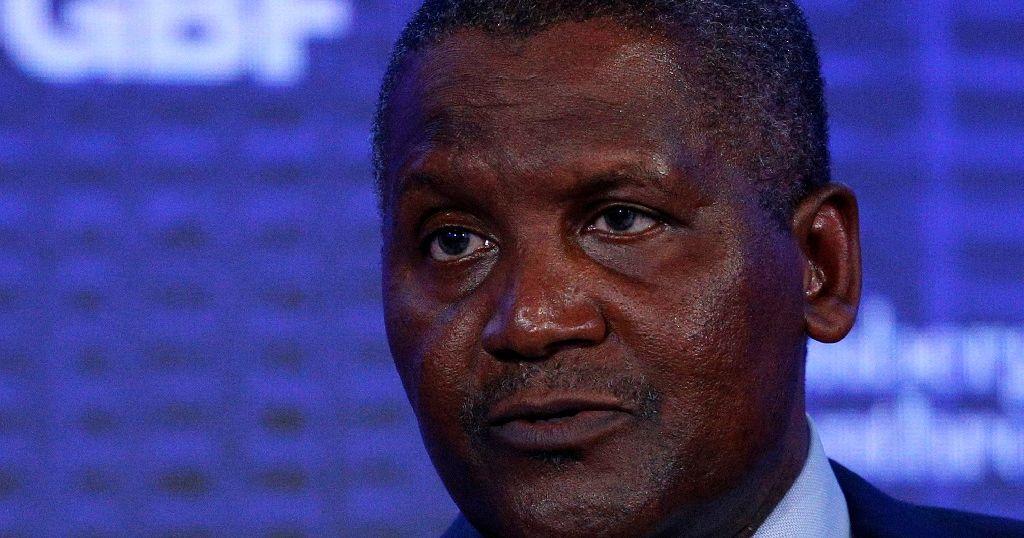 Aliko Dangote still Africa's richest man - Forbes | Africanews