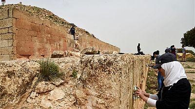 """Algérie : vieilles de 16 siècles, les """"pyramides"""" gardent de nombreux mystères"""