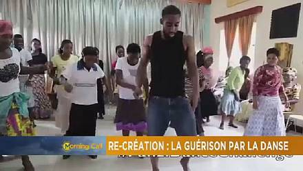 """""""Re-création"""": Aider les femmes victimes de la guerre en RDC par la danse"""