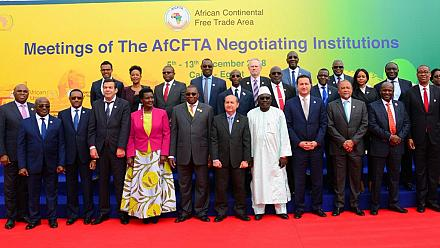 North African countries yet to ratify free trade deal: AU
