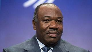 Gabon president returns in time for inauguration of new govt