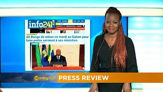 Press Review of January 15, 2019 [The Morning Call]