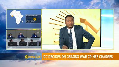 ICC decides on Gbagbo's war crimes charges [The Morning Call]