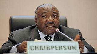 Gabon :  Ali Bongo a présidé la cérémonie de prestation de serment des ministres
