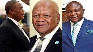 Africa's Acting Presidents: South Africa, Zimbabwe, Gabon