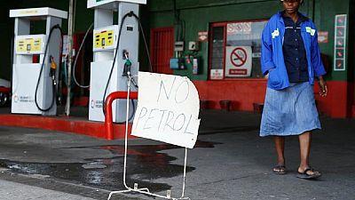 Addis-Abeba privée de carburant à cause des barricades sur la routeÉthiopie-Djibouti