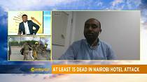 At least 15 dead in Nairobi hotel attack [The Morning Call]