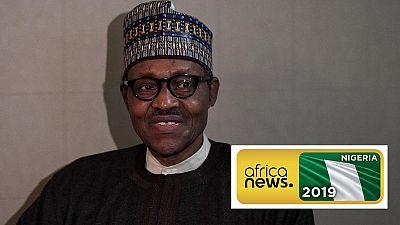 Présidentielle au Nigeria : Buhari, 76 ans, affirme être en assez bonne santé pour assurer un second mandat