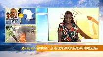 Fuel protests continue in Zimbabwe despite crackdown [The Morning Call]