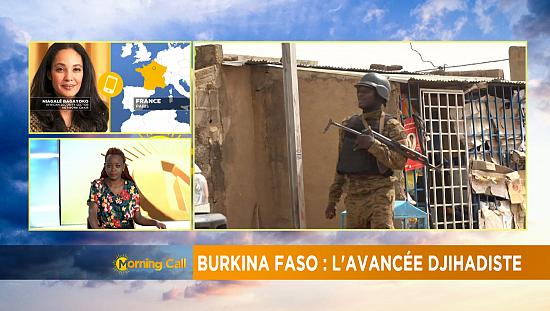 Burkina Faso insecurity challenge toughens [The Morning Call]
