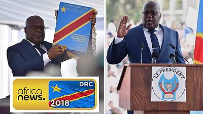 DRC poll hub: Tshisekedi sworn in, Kabila's new look, Congolese joy