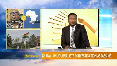 Journalist who exposed soccer corruption in Ghana shot dead