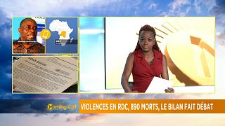Nearly 900 killed in DRC ethnic violence- UN report [The Morning Call]