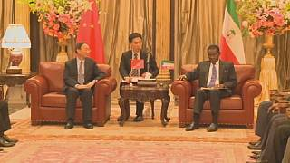 China, E. Guinea pledge to strengthen cooperation