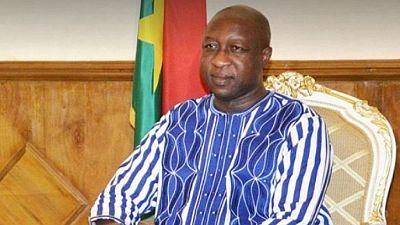 Burkina : démission du gouvernement