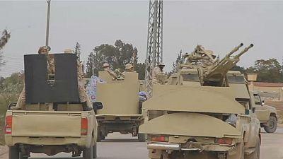 Libye : retour au calme à Tripoli après deux jours de combats