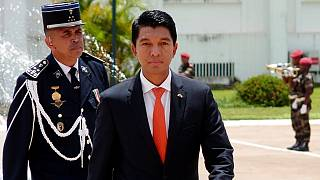 Madagascar president Andry Rajoelina sworn into office