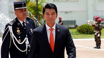 Madagascar : le nouveau président Rajoelina a prêté serment