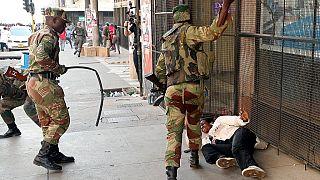 U.N. urges end to Zimbabwe's crackdown on protestors