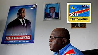 DR Congo top court upholds Tshisekedi presidential election win
