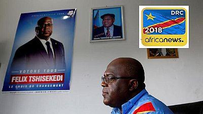 Élections en RDC : Félix Tshisekedi proclamé président par la Cour constitutionnelle