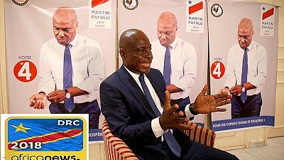 RDC : Fayulu condamne un 'coup d'État constitutionnel'