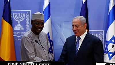 Israeli PM, Benjamin Netanyahu visits Chad