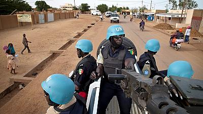 United Nations condemns 'vile' killing of eight United Nations peacekeepers in Mali