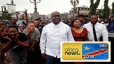 RDC : la prestation de serment de Tshisekedi pourrait être repoussée à jeudi
