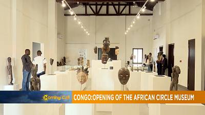 Opening of the African Circle Museum in Pointe Noire, Congo [This is Culture]