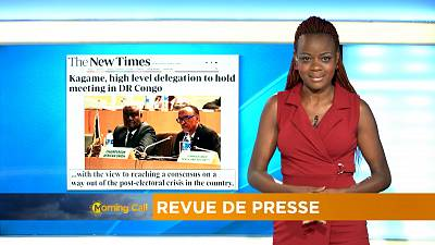 Press Review of January 18, 2019 [The Morning Call]