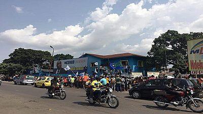 RDC : des heurts entre partisans de Fayulu et de Tshisekedi à Kinshasa