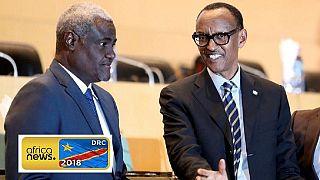 Hamstrung by international endorsement of Tshisekedi, AU retreats on Congo